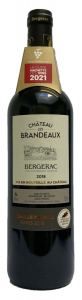 Bergerac AOP - Château Les Brandeaux - Vin rouge