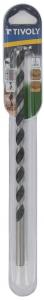 Mèche à bois - Tivoly - 3 pointes - Ø 12 mm - 250 mm