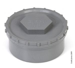 Tampon de visite mâle - Girpi - 100 mm