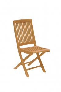 Chaise Java Pliante - Teck