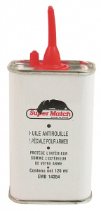 Burette d'huile anti rouille Super Match - Bernizan - 120 ml