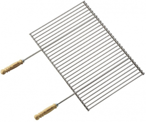 Grille professionnelle pour barbecue - Barbecook - 58,5x40 cm