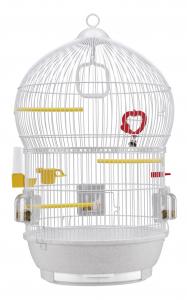 "Cage ""Bali"" Blanc Ø 43.5 x 68.5 cm - Ferplast"
