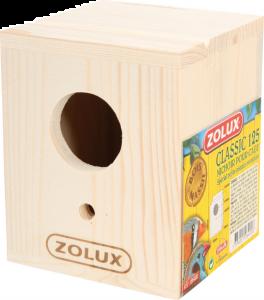 Nid classic 125 - Zolux - Pour oiseaux exotiques