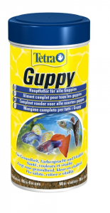 Aliment complet pour guppies - Tetra - 250 ml