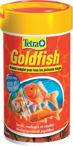 Aliment complet pour poissons rouges - Tetra Goldfish - 100 ml