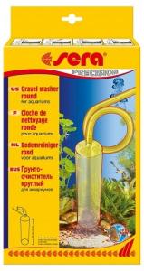 Cloche de nettoyage ronde pour aquariums - Sera - 25 cm - 5,7 cm