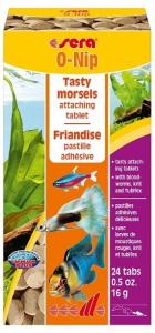 Friandise en pastille adhésive O-Nip - Sera - 24 pastilles