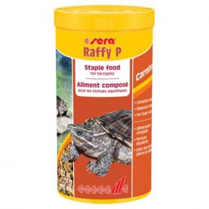 Raffy P nature - Sera - Pour tortues aquatiques - Flacon de 1L