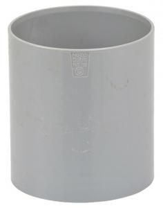 Manchon avec butée  Femelle Femelle - Girpi - 125 mm