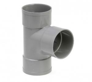 Té simple Femelle Femelle - Girpi - 125 mm - 87°30