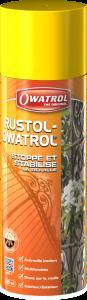 Antirouille incolore multifonction - Owatrol - Rustol-Owatrol - Aérosol de 300 ml