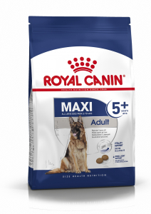 Aliment chien - Royal Canin - Maxi Adulte 5+ - 4 kg