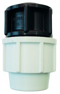 Raccord à compression Bouchon 7120 - Plasson - ø 32 mm
