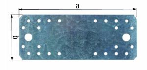 Platine d'assemblage - 80 x 40 x 2 mm