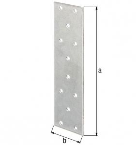 Platine multi trous - 120 x 40 mm