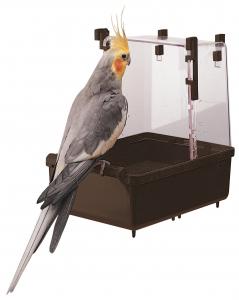 """Baignoire """"L101"""" pour perroquets - Ferplast"""