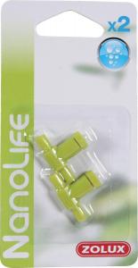 Robinets à air en plastique - Zolux - x 2
