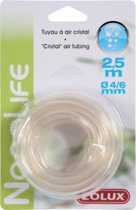 Tuyau à air Cristal - Zolux - 2.5 m - Ø 4/6 mm