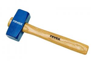 Massette droite avec angles abattus - Revex - 1.2 kg