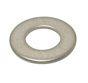 Rondelles plates moyennes inox x6 Type M - LE BIHAN INOX - Ø 8 mm