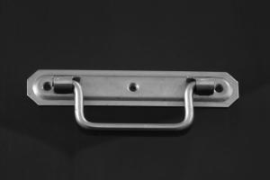 Poignée rabattable en inox - LE BIHAN INOX - 16 cm