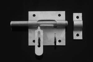 Verrou Box en inox - LE BIHAN INOX - Ø 1 cm