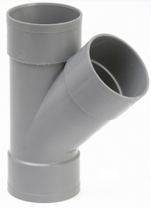 Culotte de branchement Femelle - Femelle - Girpi - 32 mm - 45°