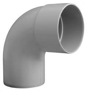 Coude simple mâle femelle - Girpi - 40 mm - 87°30