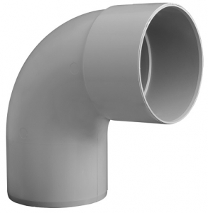 Coude simple mâle femelle - Girpi - 40 mm - 45°