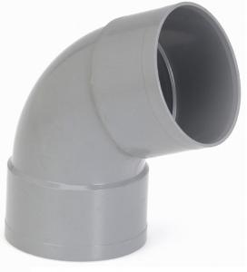 Coude simple femelle femelle - Girpi - 50 mm - 45°