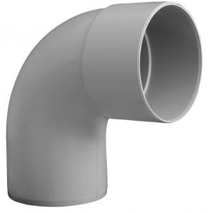 Coude simple mâle femelle - Girpi - 80 mm - 87°30