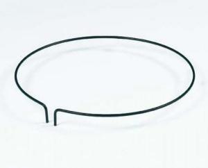 Anneau de soutien - cercle - en acier -Peacock - 38 cm