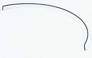 Anneau de soutien - 1/3 cercle - En acier - 81 cm