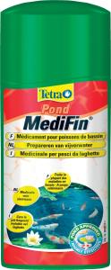 Médicament pour poissons de bassin - Pond mediFin - Tetra - 500 ml