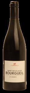 Saint-Nicolas-de-Bourgueil - La Source - BIO - Vin rouge