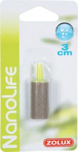 Diffuseur d'air cylindrique - Zolux - 3 cm - Ø 15 mm