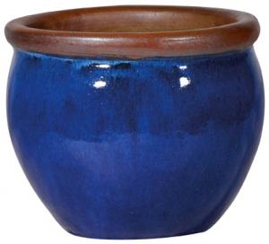 Boule Celadon - Deroma - bleu - Ø 37 cm