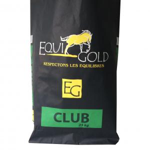 Aliment cheval en granulés Equigold Club - Sac de 25 kg