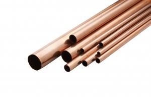 Tube cuivre écroui - Noyon & Thiebault - L. 2 m Ø 18 mm