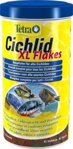 Aliment complet pour Cichlidés - TetraCichlid Flakes - 1 L
