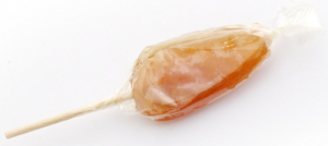 Sucettes au miel vrac - Famille Perronneau - 10 gr