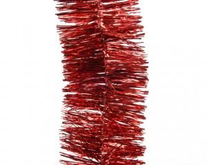 Guirlande 4 plis - Rouge - 2,70 m
