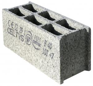 Bloc creux 500-200-250 Celtys