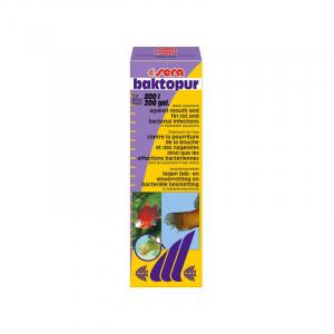 Conditionneur d'eau Baktopur - Sera - Flacon de 50ml