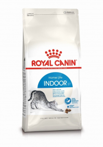 Croquettes pour chat - Royal Canin - Indoor 27 - 4 kg