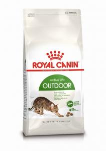 Croquettes pour chat - Royal Canin - Chat d'extérieur Adulte - 2 kg