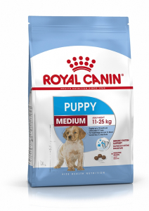 Croquettes pour chiot - Royal Canin - Medium Junior - 4 kg