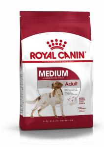 Croquettes pour chien - Royal Canin - Medium Adulte - 4 kg