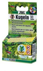 7 boulettes d'engrais pour les racines des plantes - JBL